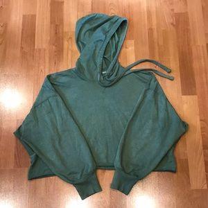 Zella Crop Sweatshirt